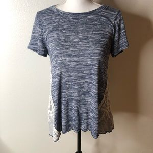 Style & Co. woman's sweater size Med. Short sleeve